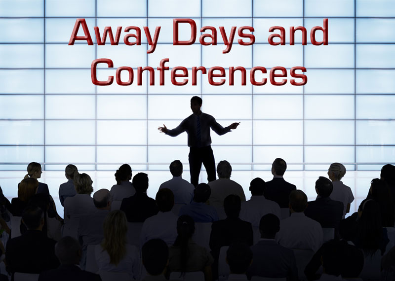 Strategic Away Days and Company Conferences