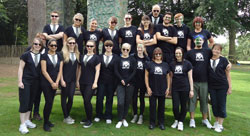Specsavers Team go to Boot Camp